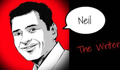 Neil Gibson and the power of comics